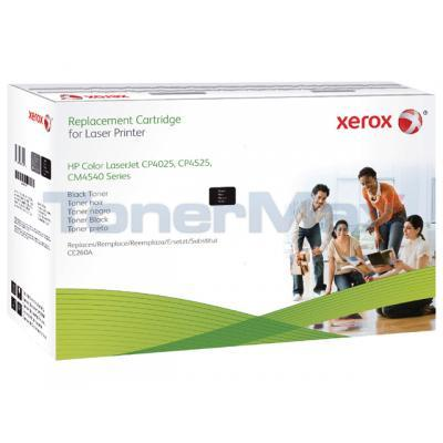 XEROX HP CLJ CM4540 TONER BLACK CE260A